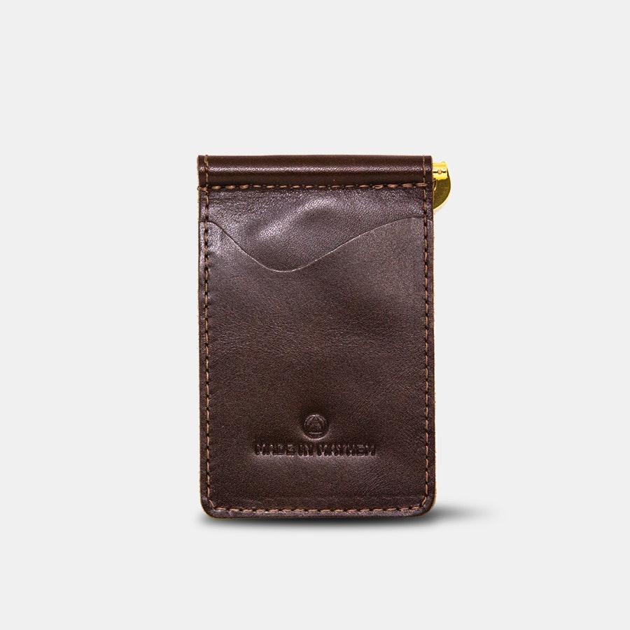 Made in Mayhem Madison Money Clip Wallet