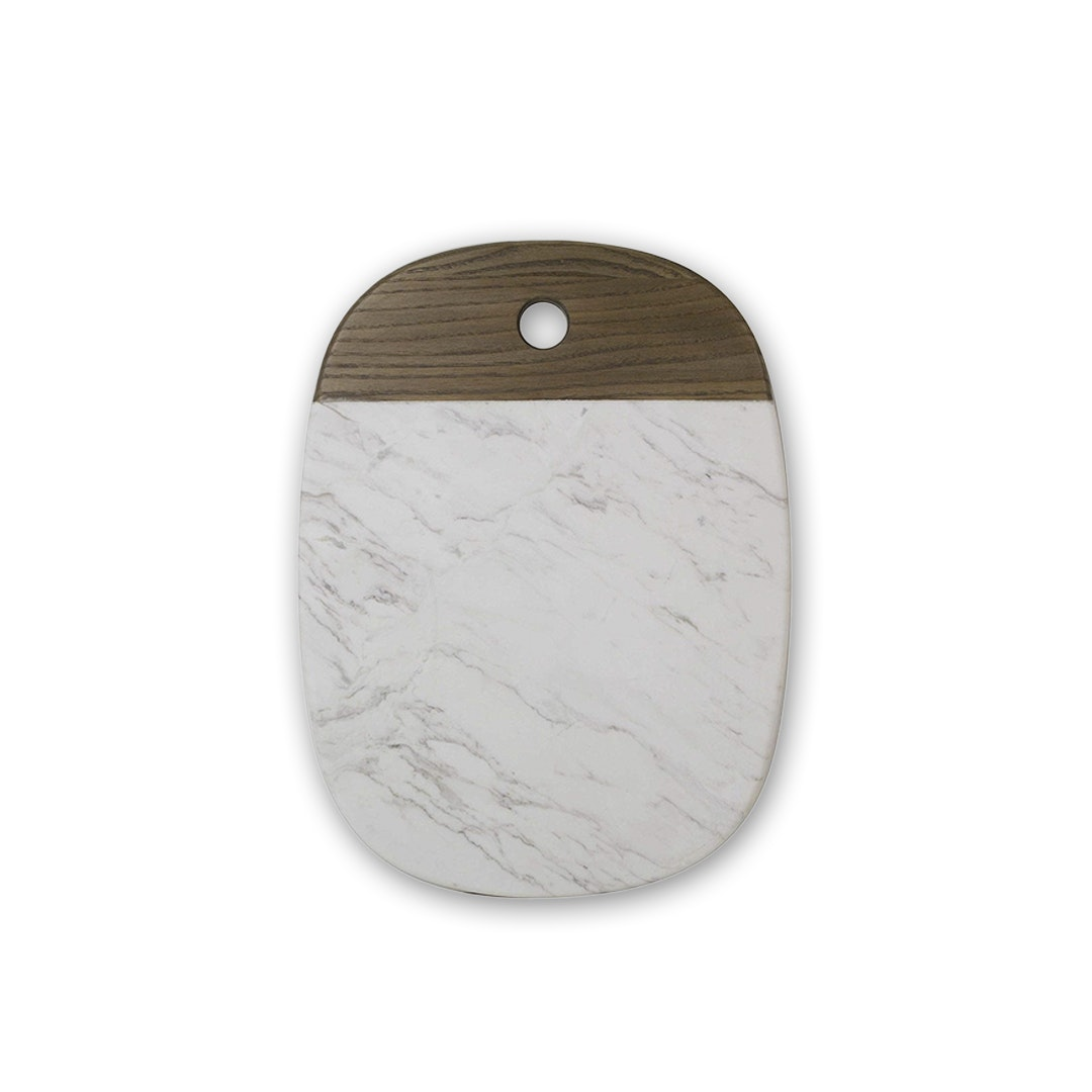 Madeira Ashwood & Marble Serve Boards