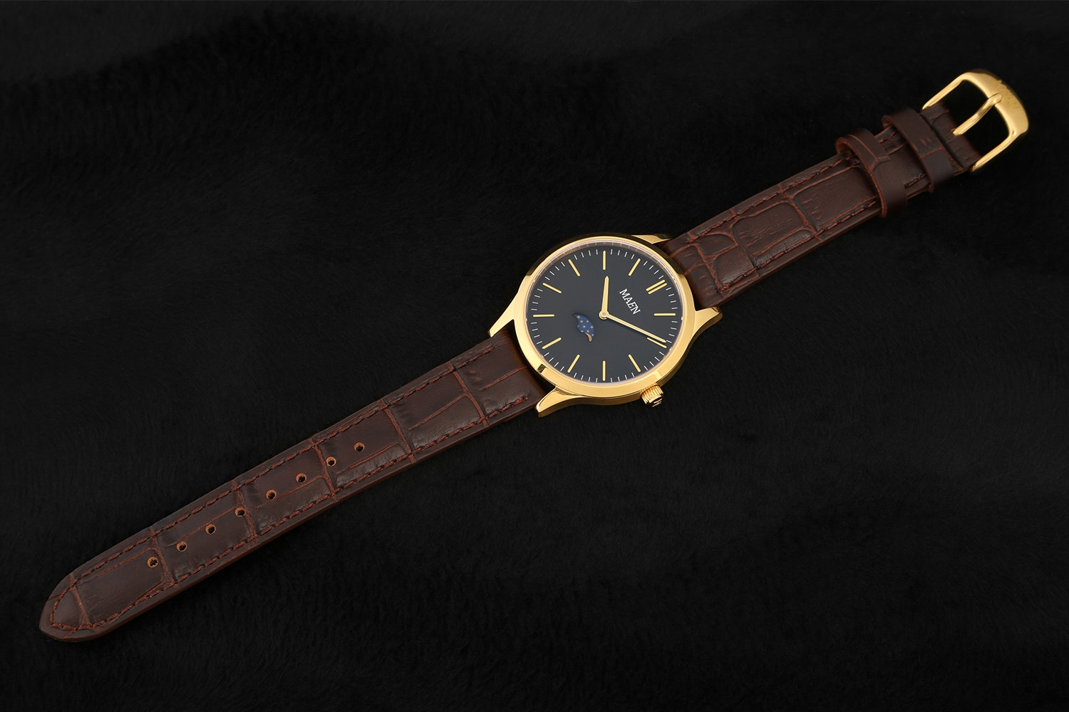 MAEN Classic Moonphase Quartz Watch