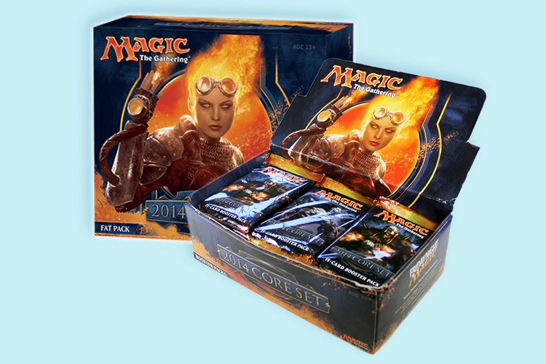 Magic 2014 Booster Box + Fat Pack