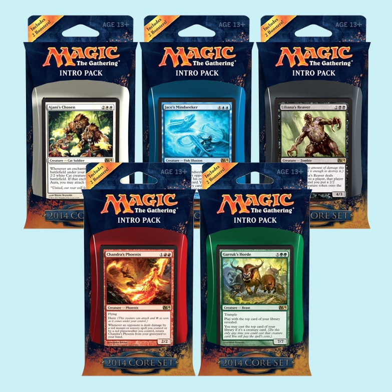 Magic 2014 Intro Deck (5-Pack)