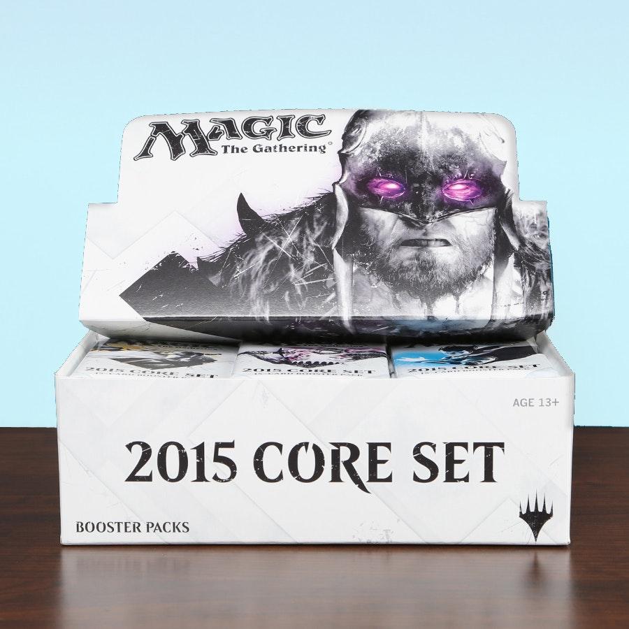 Magic 2015 Core Set Booster Box