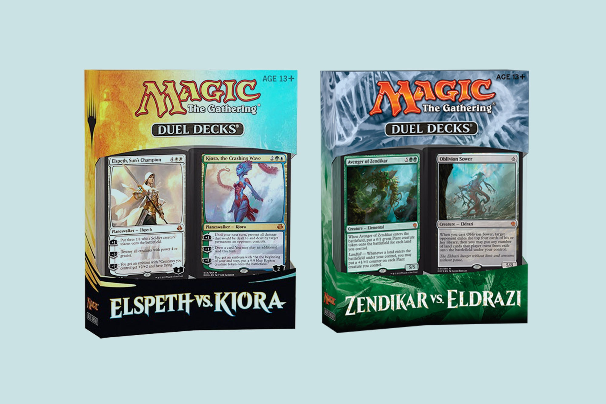 Magic: The Gathering: Duel Deck (2-Pack)