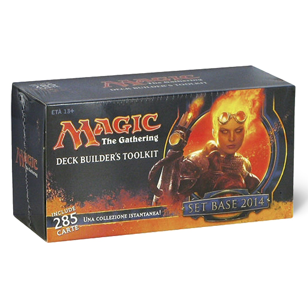 MTG 2014 Core Deck Builder's Tool Kit