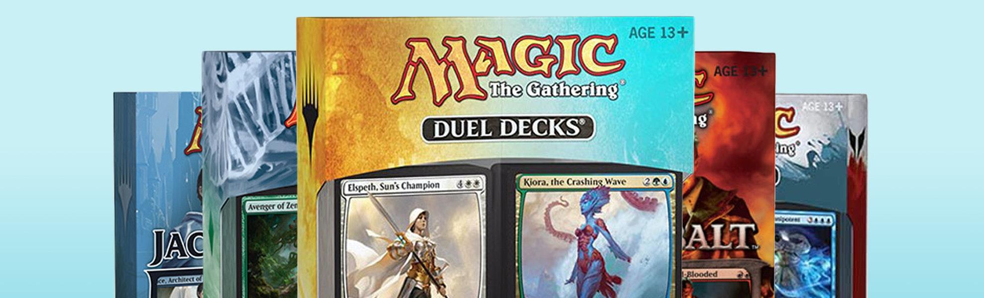 Magic: the Gathering Duel Decks (5-Pack)
