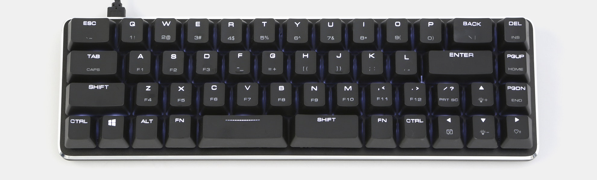 Magicforce 49-Key Mechanical Keyboard