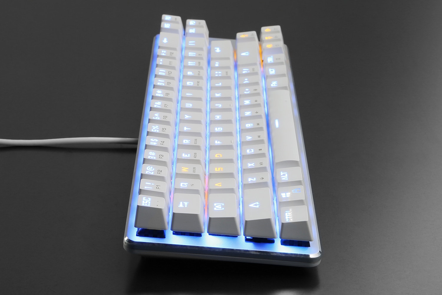 Magicforce 68-Key Mini Mechanical Keyboard