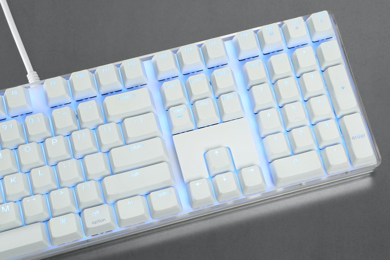 Magicforce Crystal-108 Mechanical Keyboard for Mac