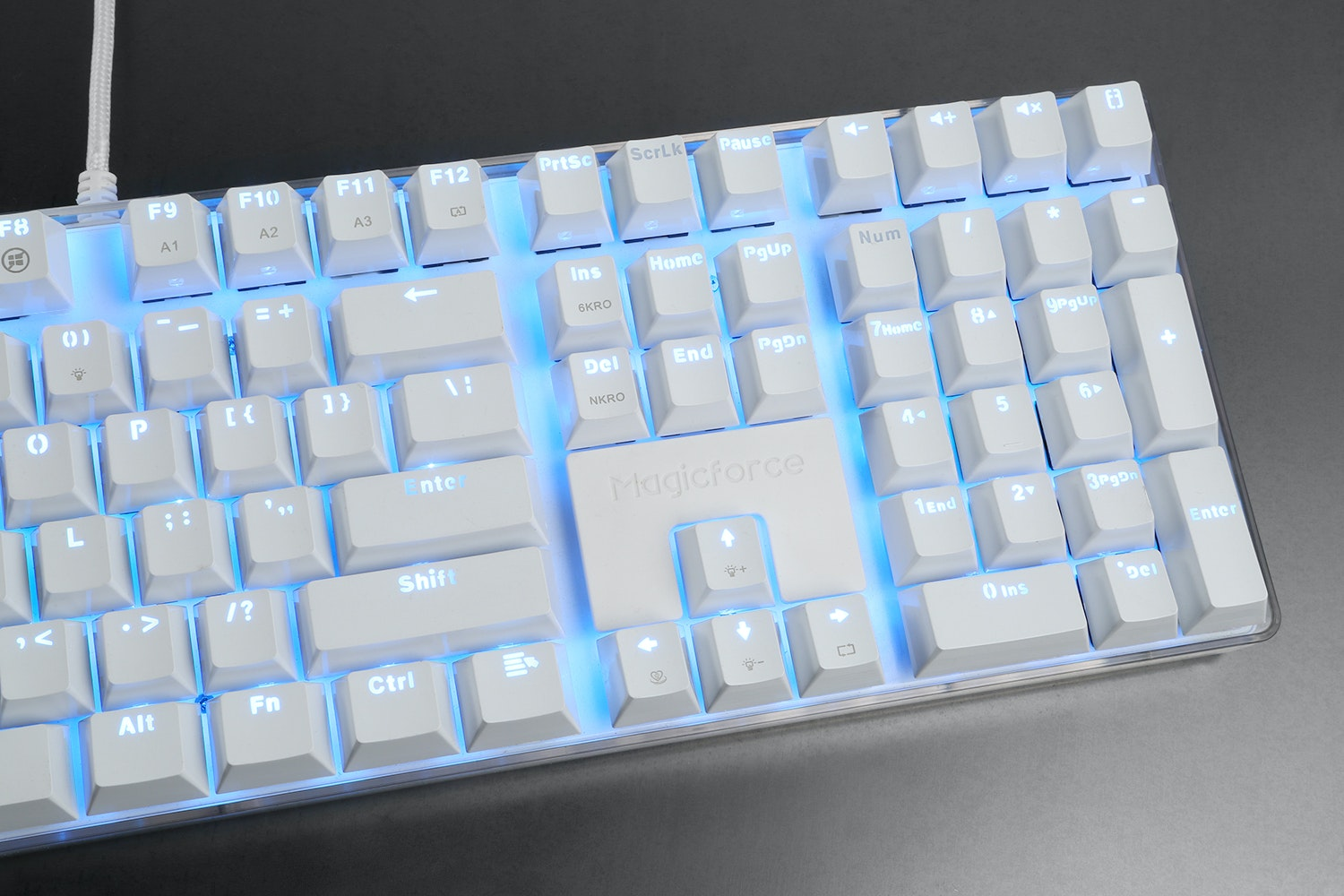 Magicforce Full Size Mechanical Keyboard