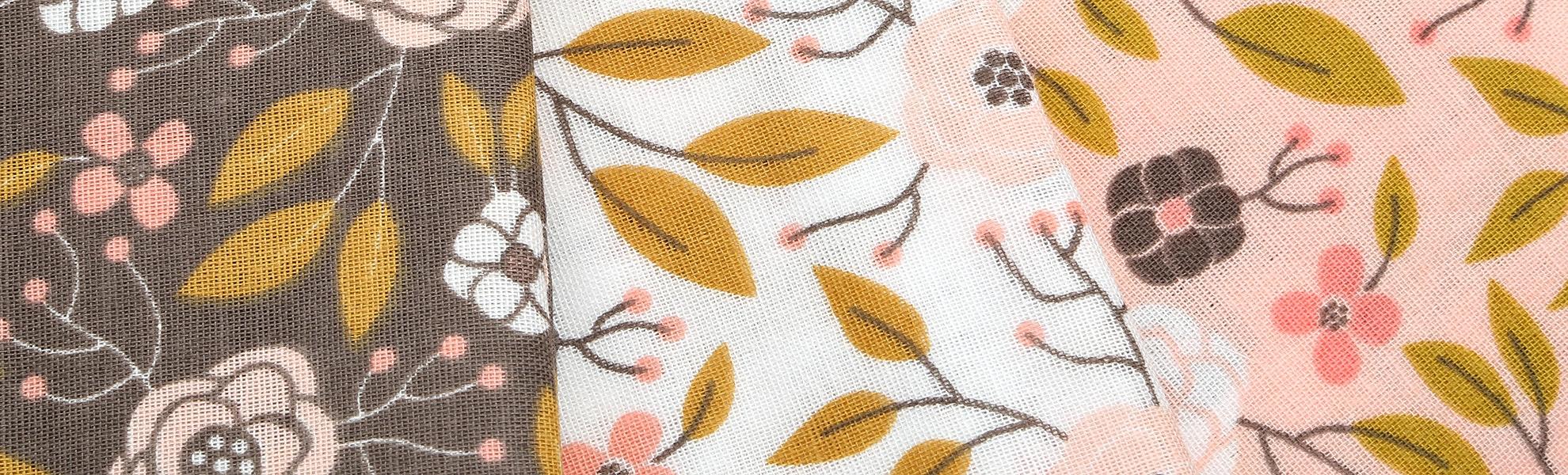 Magnolia Double Gauze Yardage