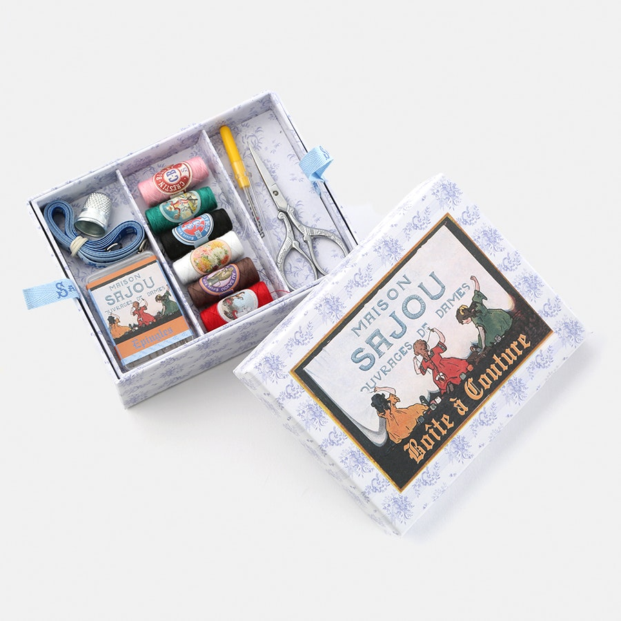 Maison Sajou Sewing Set