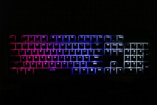 Major Stars ABS Backlit Shine-Through Keycap Set