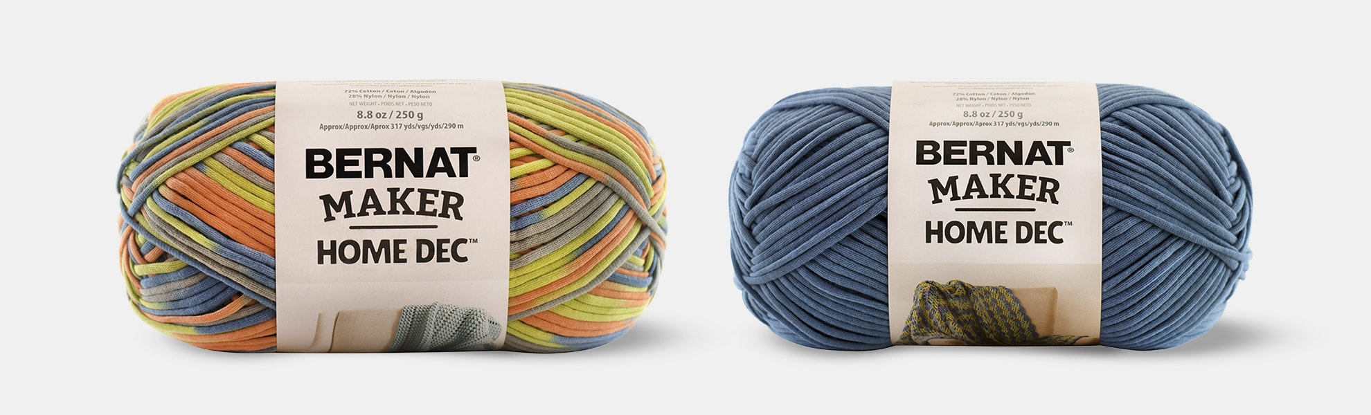 Maker Home Dec Yarn by Bernat (2-Pack)