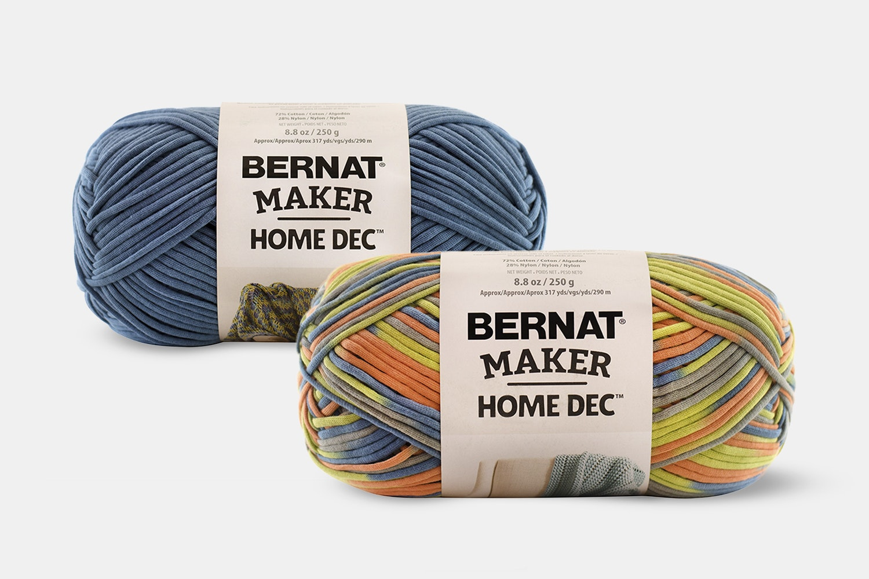 Maker Home Dec Yarn by Bernat (2-Pack)