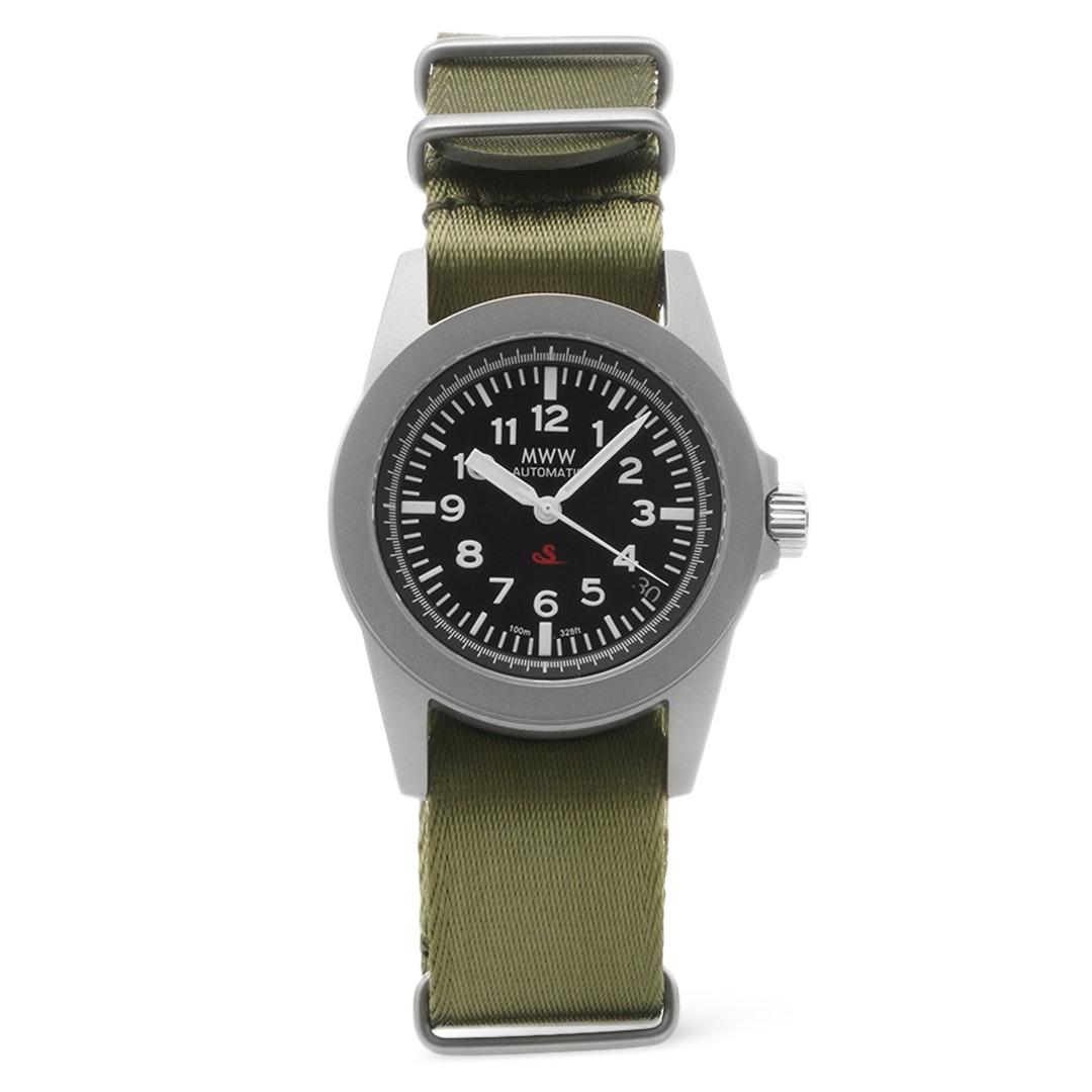 Manchester Watch Works Rattler Automatic Watch