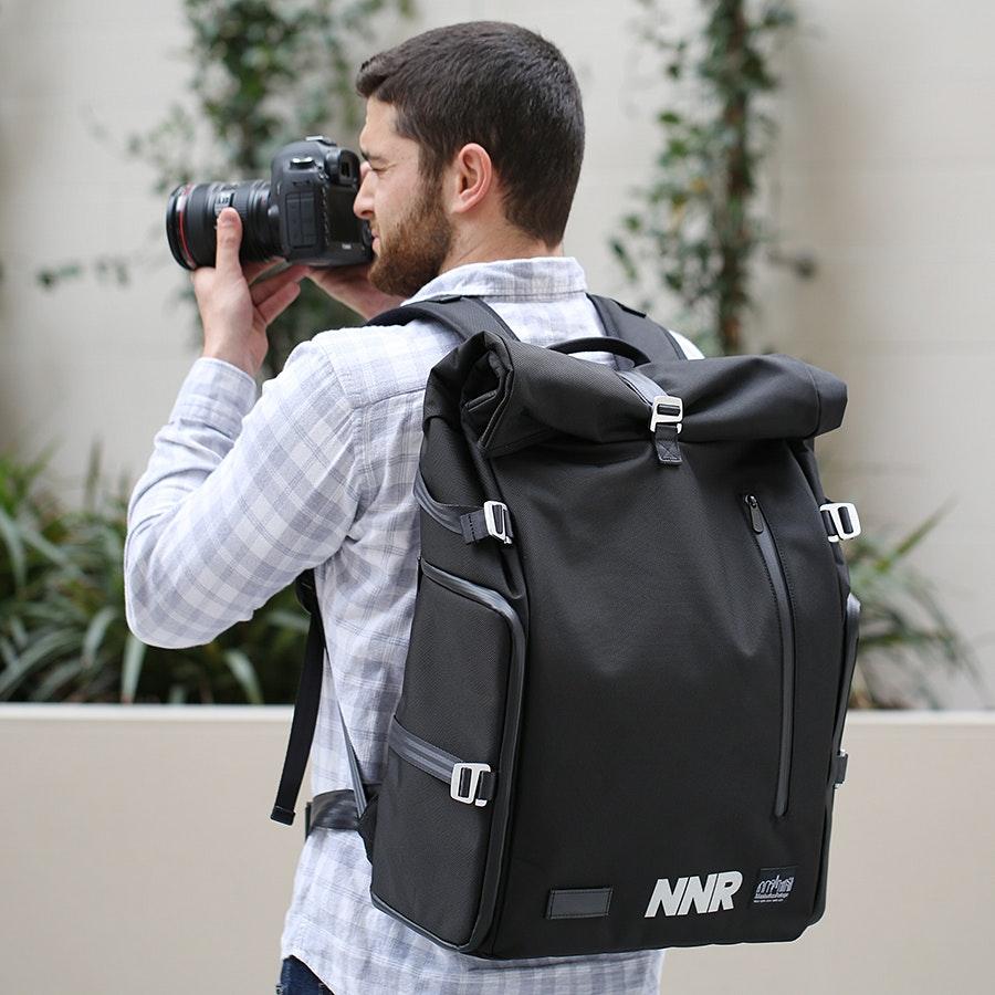 Manhattan Portage NNR Camera Backpack