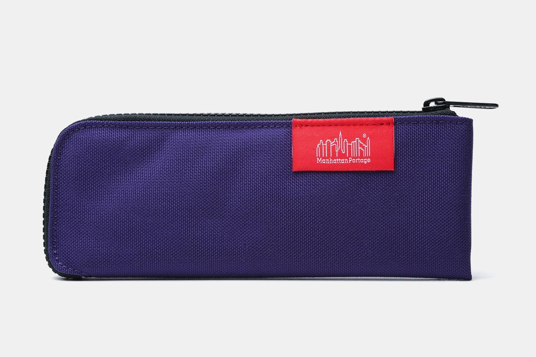 Half-Zip V.2 Pen Case – Purple