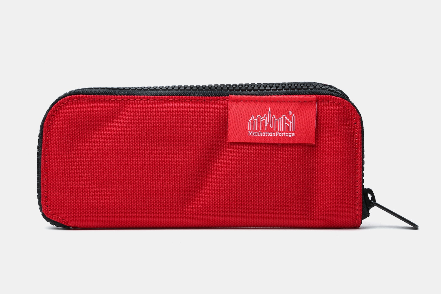 Clamshell Pen Case – Red