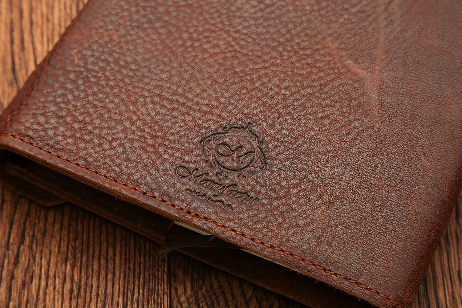 Manufactus Colonna Leather Journal