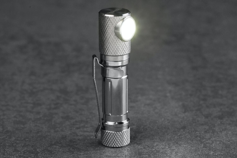 Maratac AAA Stainless Steel TPF Light