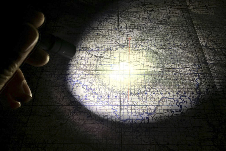 Maratac Inspection AAA Extreme Flashlight