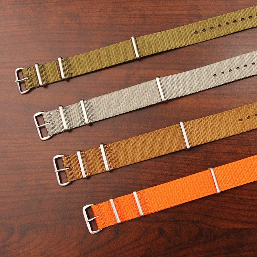 Maratac MIL-NATO Watch Band (3-Pack)