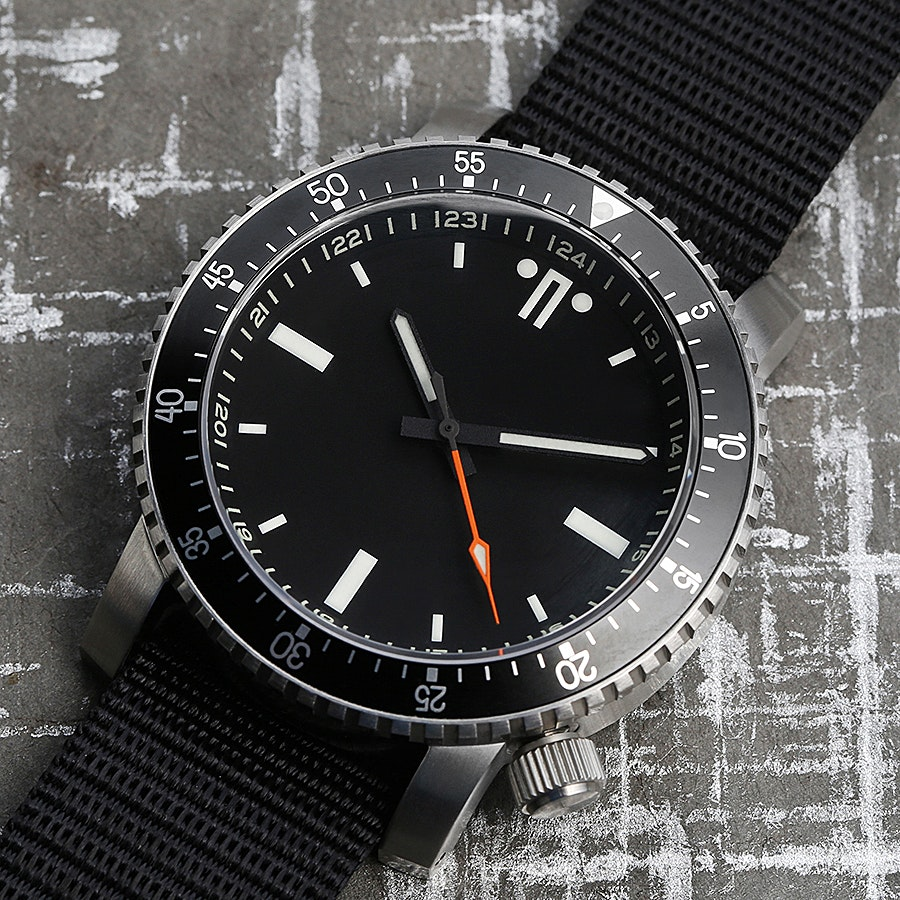 Maratac SR-3 Watch