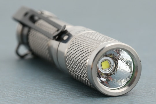 Maratac Titanium AAA Flashlight Rev 4