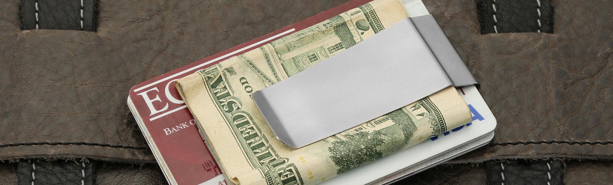 Maratac Titanium Money Clip