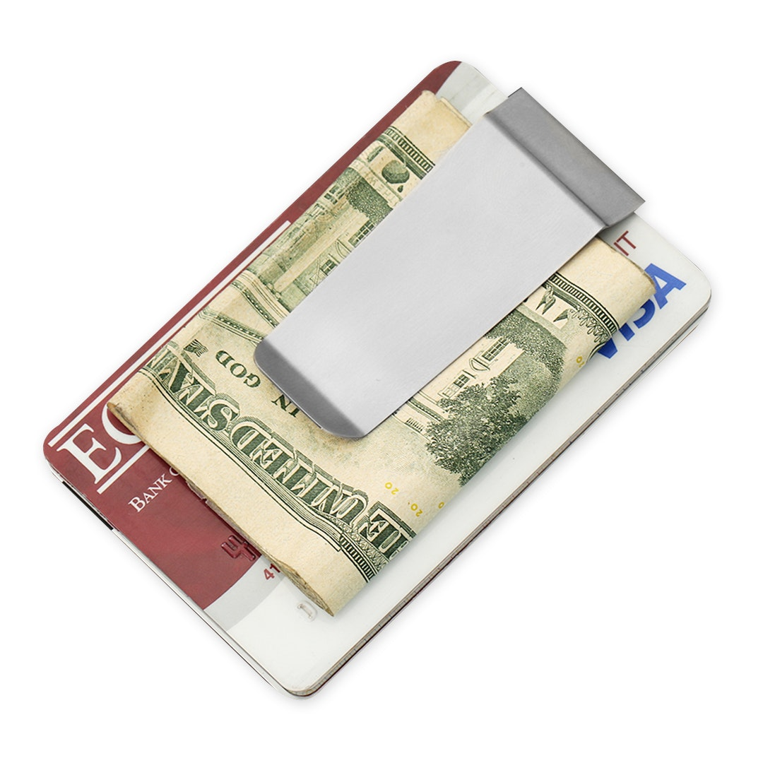 Maratac Titanium Money Clip