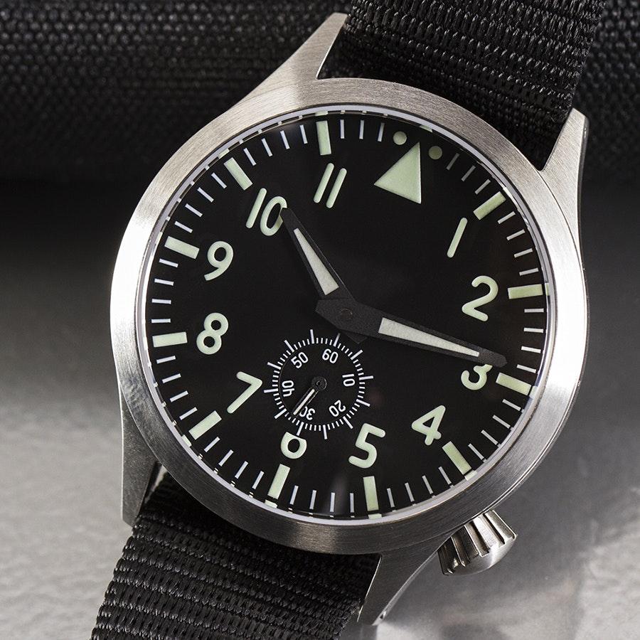 Maratac Mid Pilot Automatic Watch
