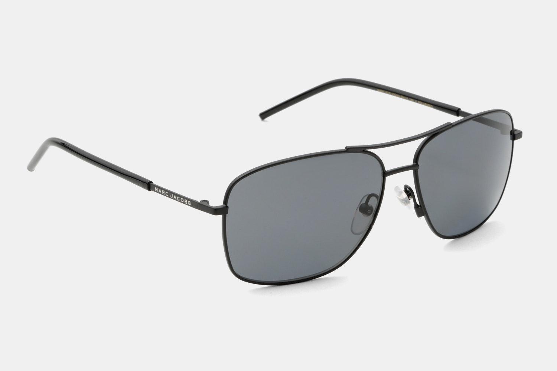 Marc Jacobs Polarized Navigator Sunglasses