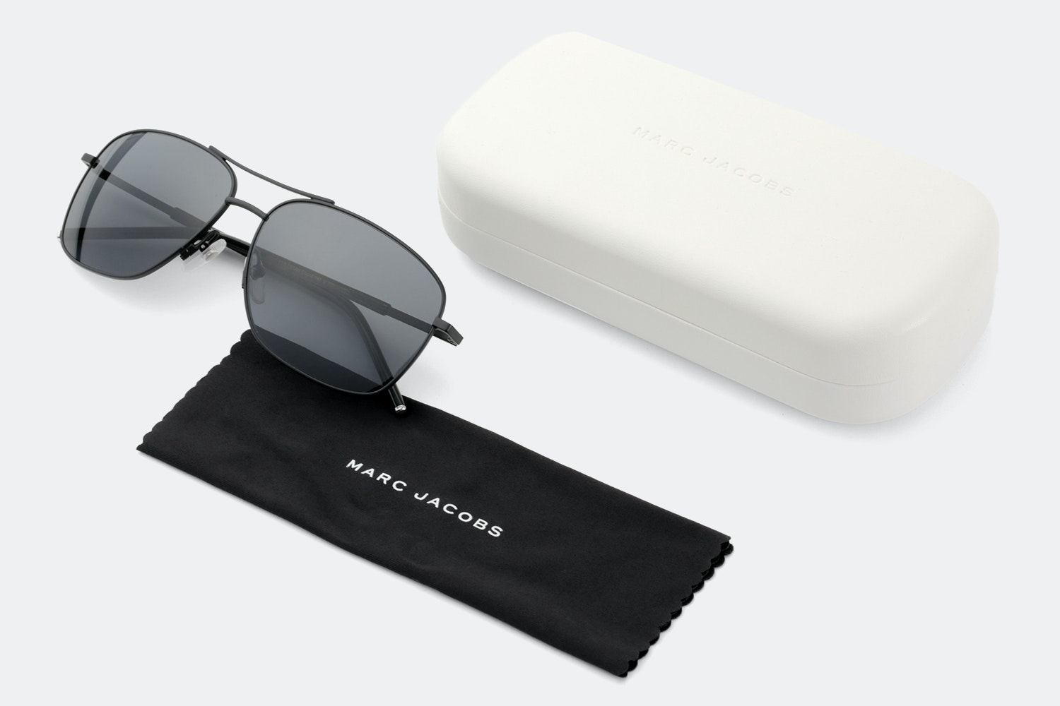 Marc Jacobs Polarized Navigator Sunglasses
