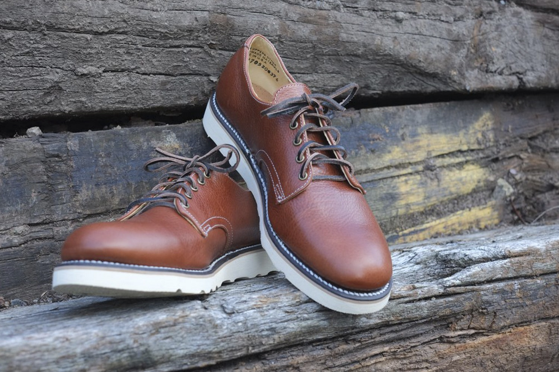 Mark Albert Boots Derby Shoes