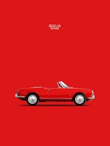 Alfa Romeo Giulia Spider 1964g