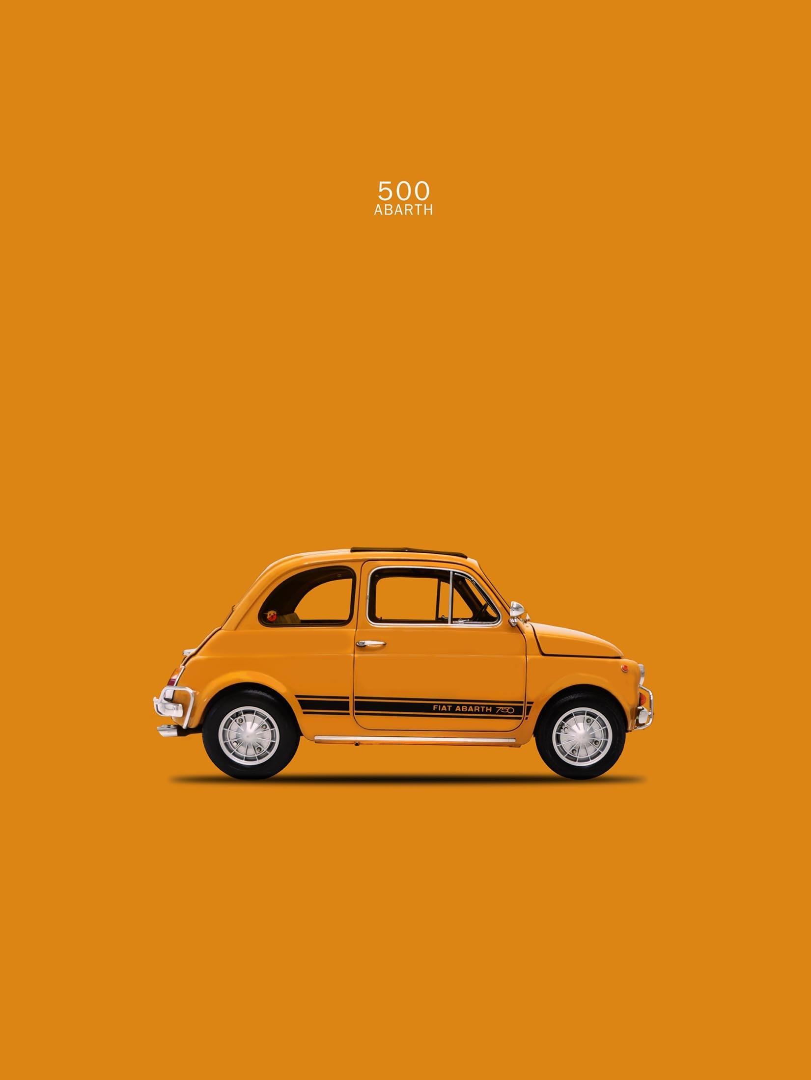 Fiat 500 Abarth 1969