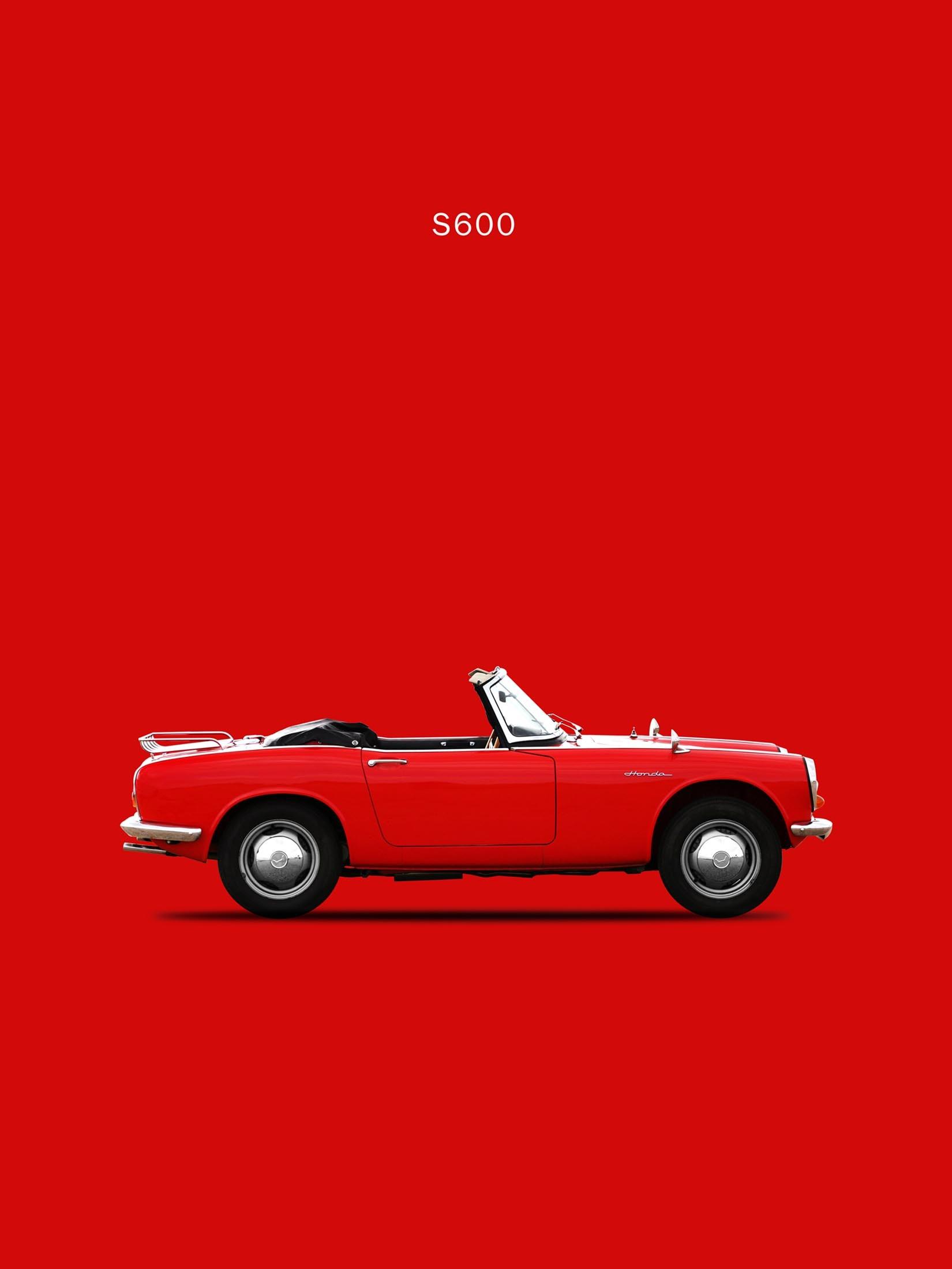 Honda S600 1966