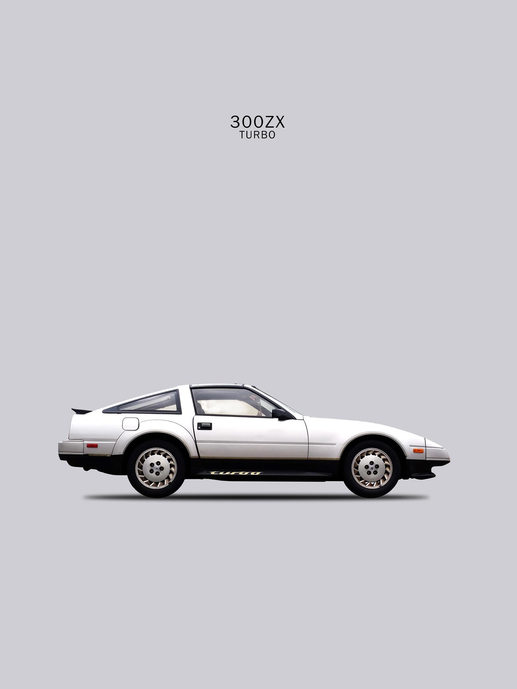 Nissan 300ZX Turbo 1984