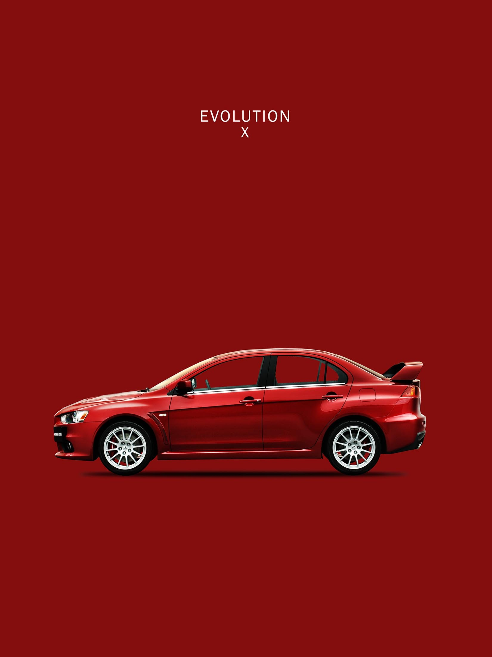 MitsubishiLancerEvolutionX