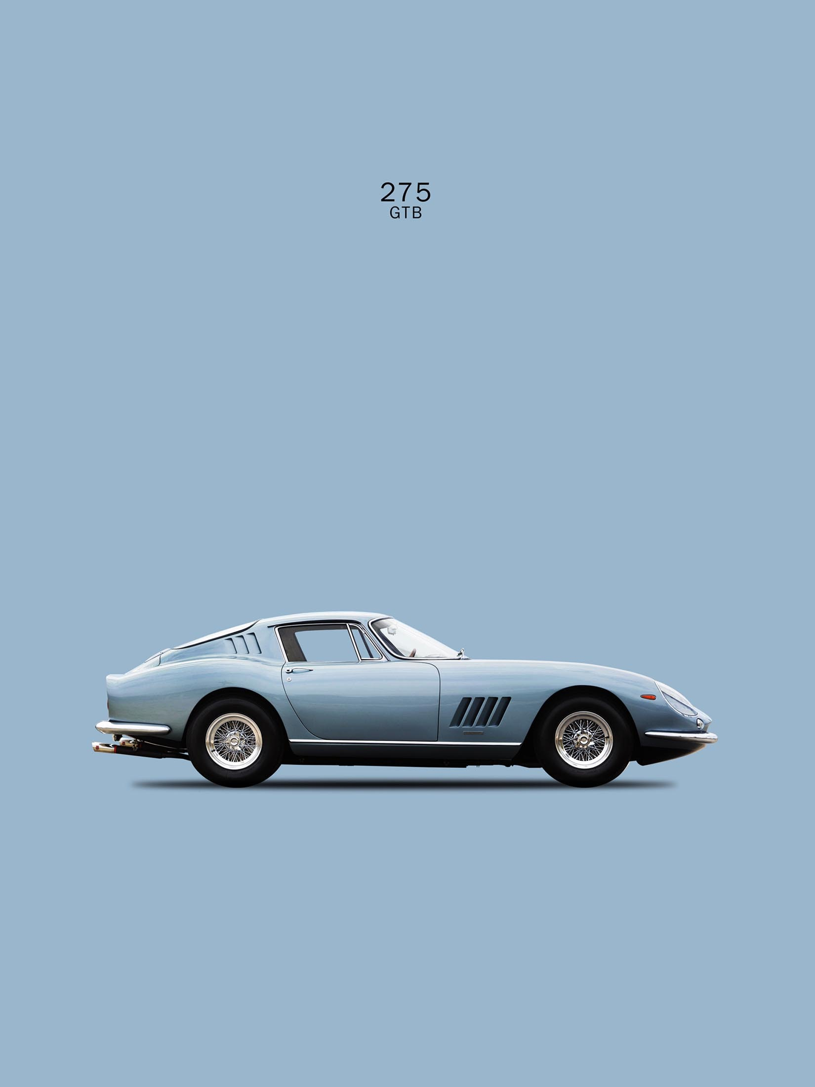 Ferrari 275-GTB 1966