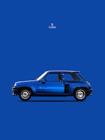 Renault 5 Turbo 1983