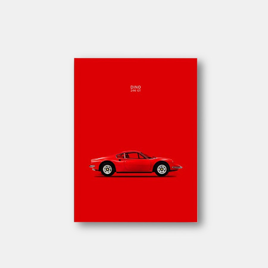 Mark Rogan Automotive Prints - Art of the Car
