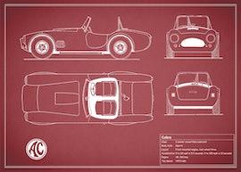 AC Cobra - Red