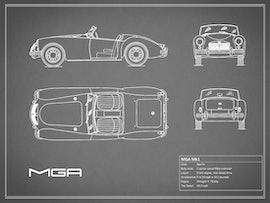 MGA MK1 - Gray