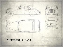 MGA MK1 - White