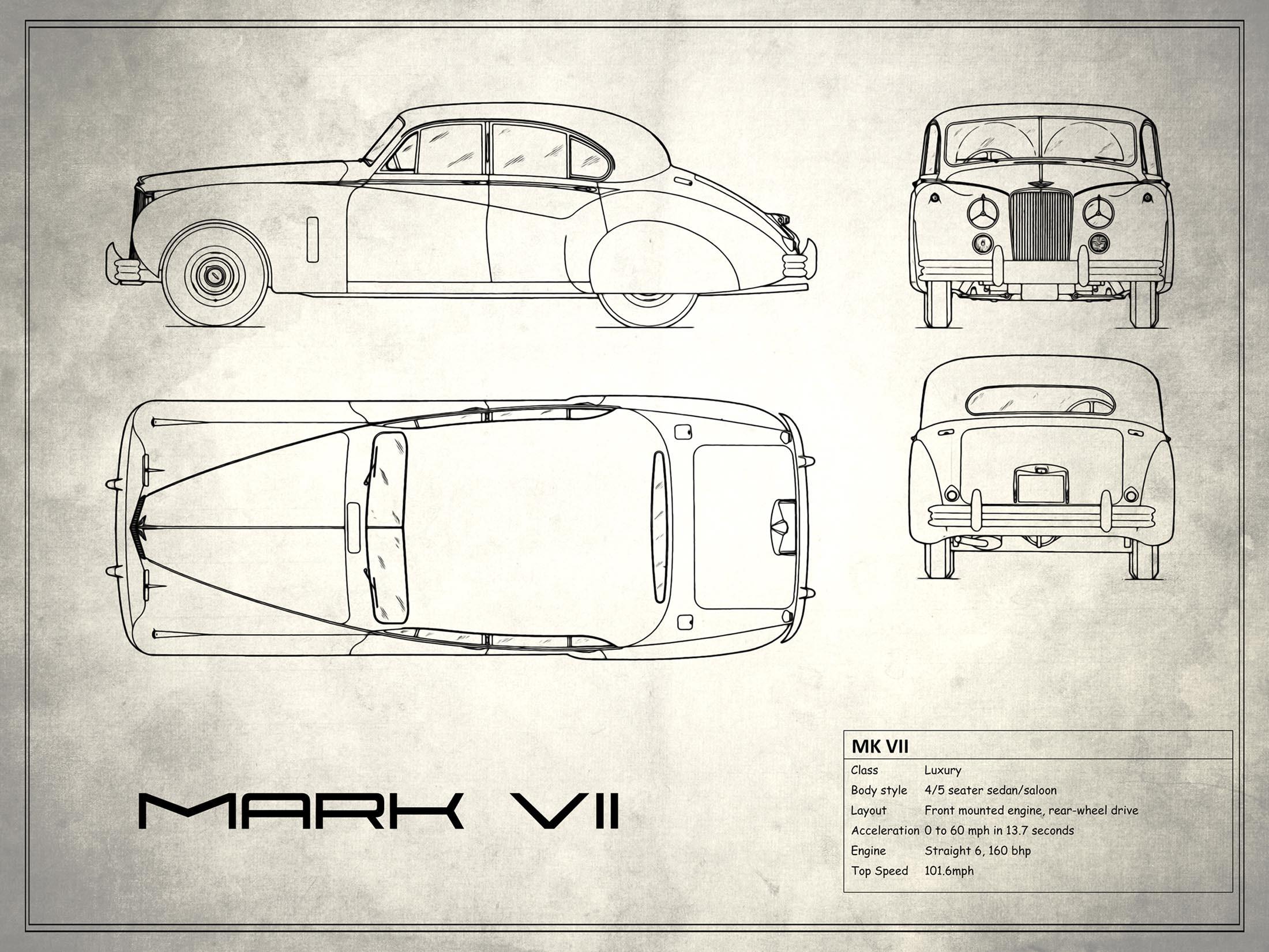 MK VII - White