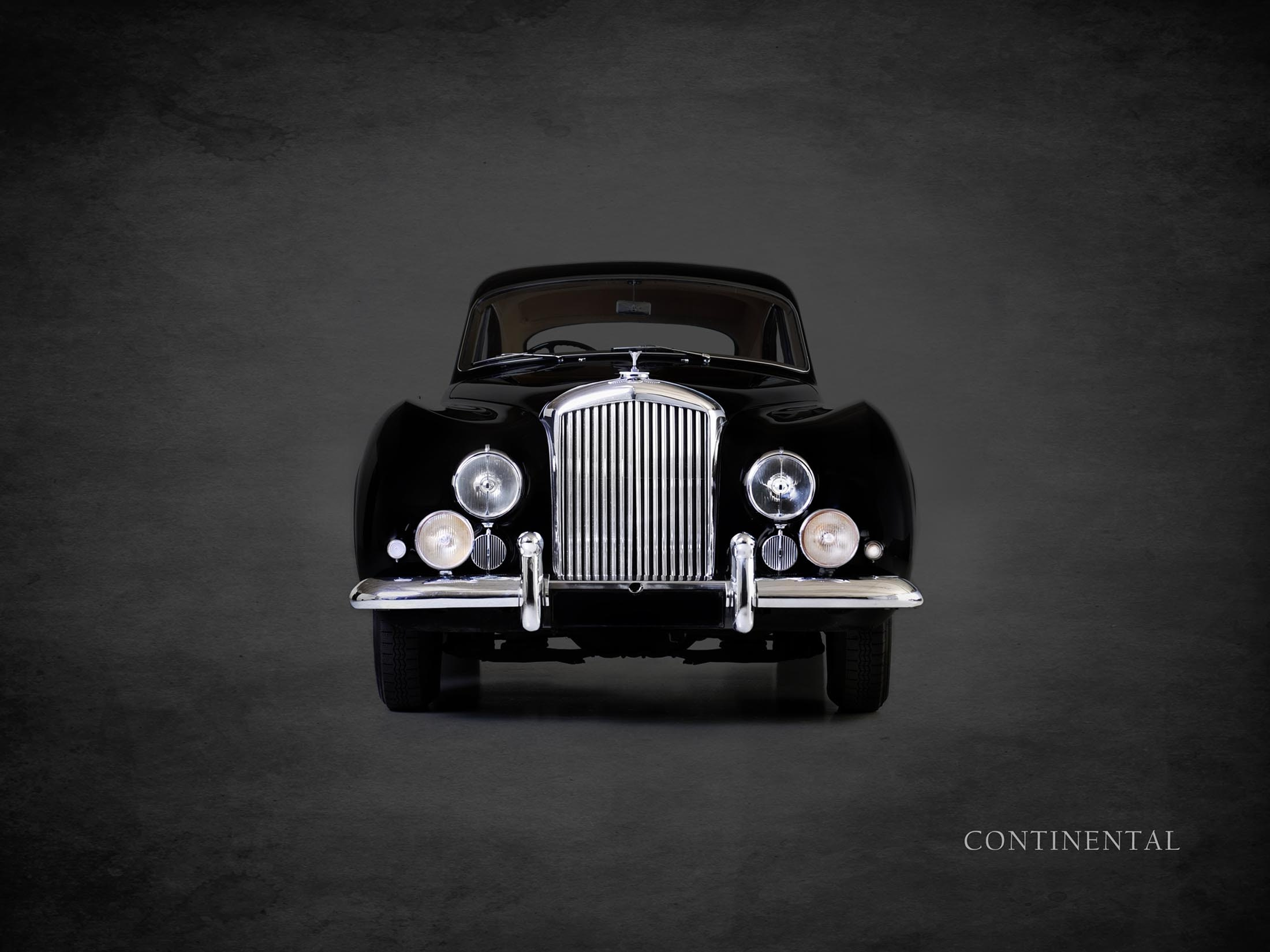 BENTLEY CONTINENTAL 1952