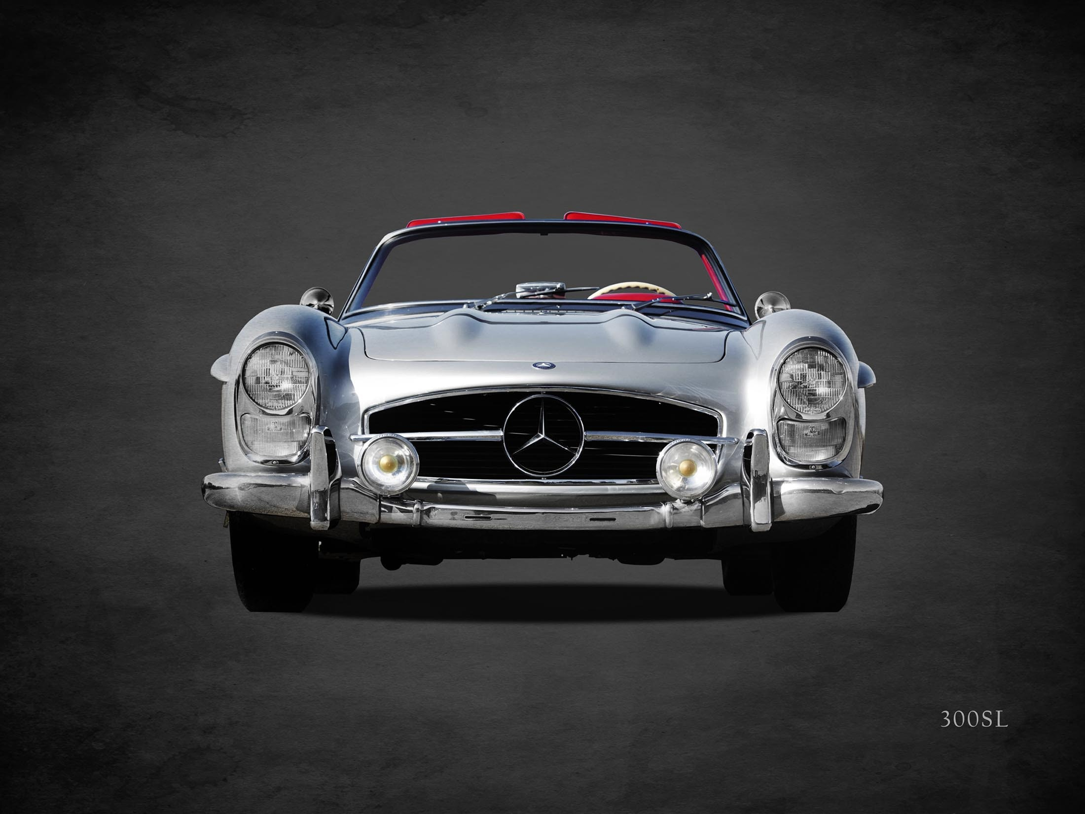 MERCEDES BENZ 300SL 1958