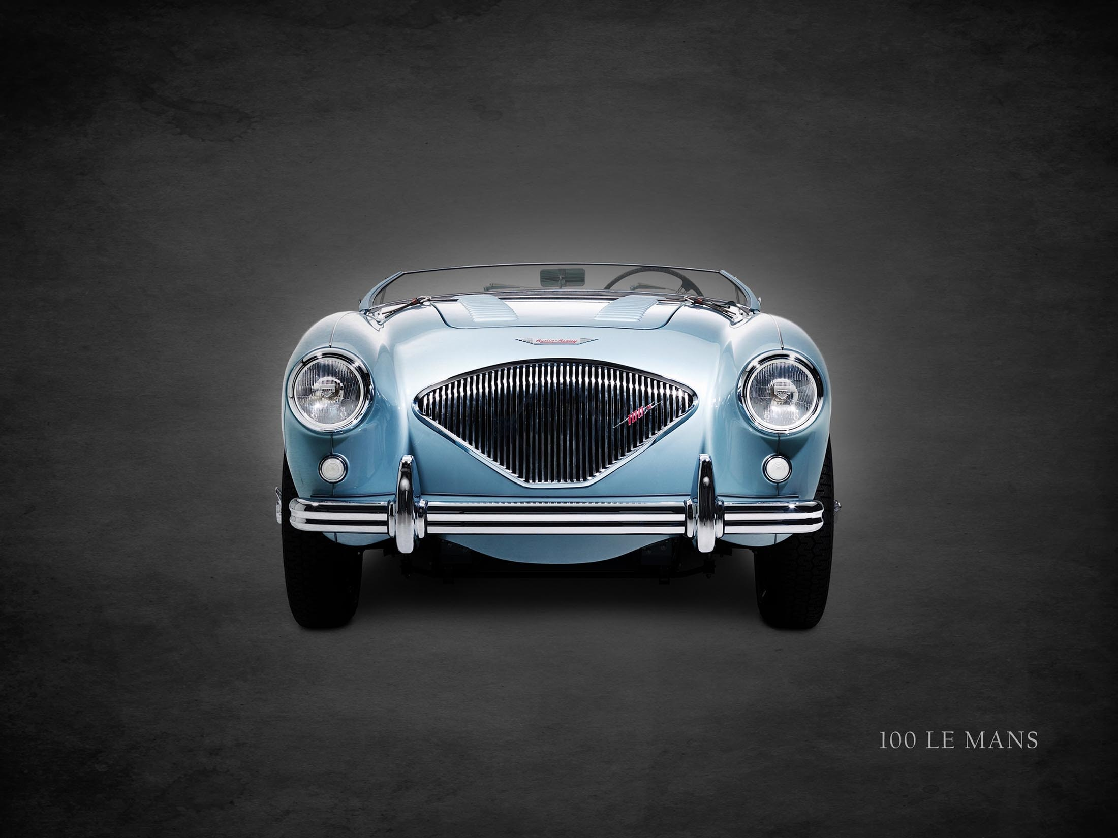 AUSTIN-HEALEY 100 LEMANS 1956