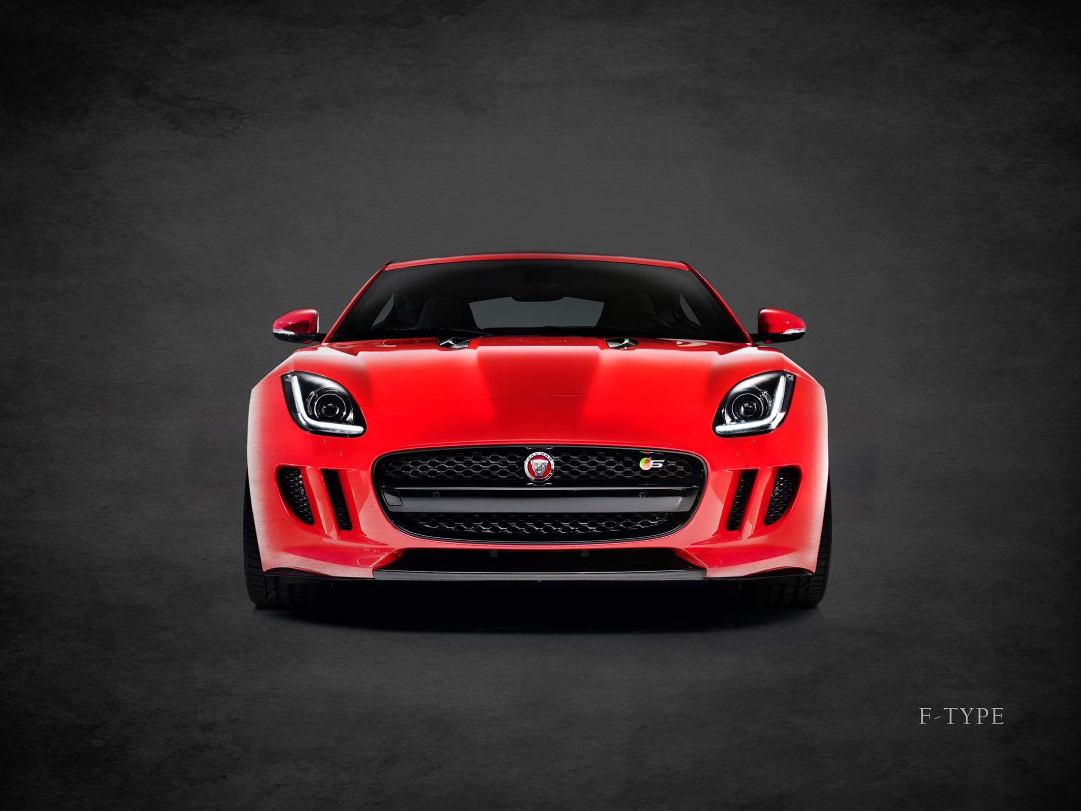 JAGUAR F-TYPE FRONT